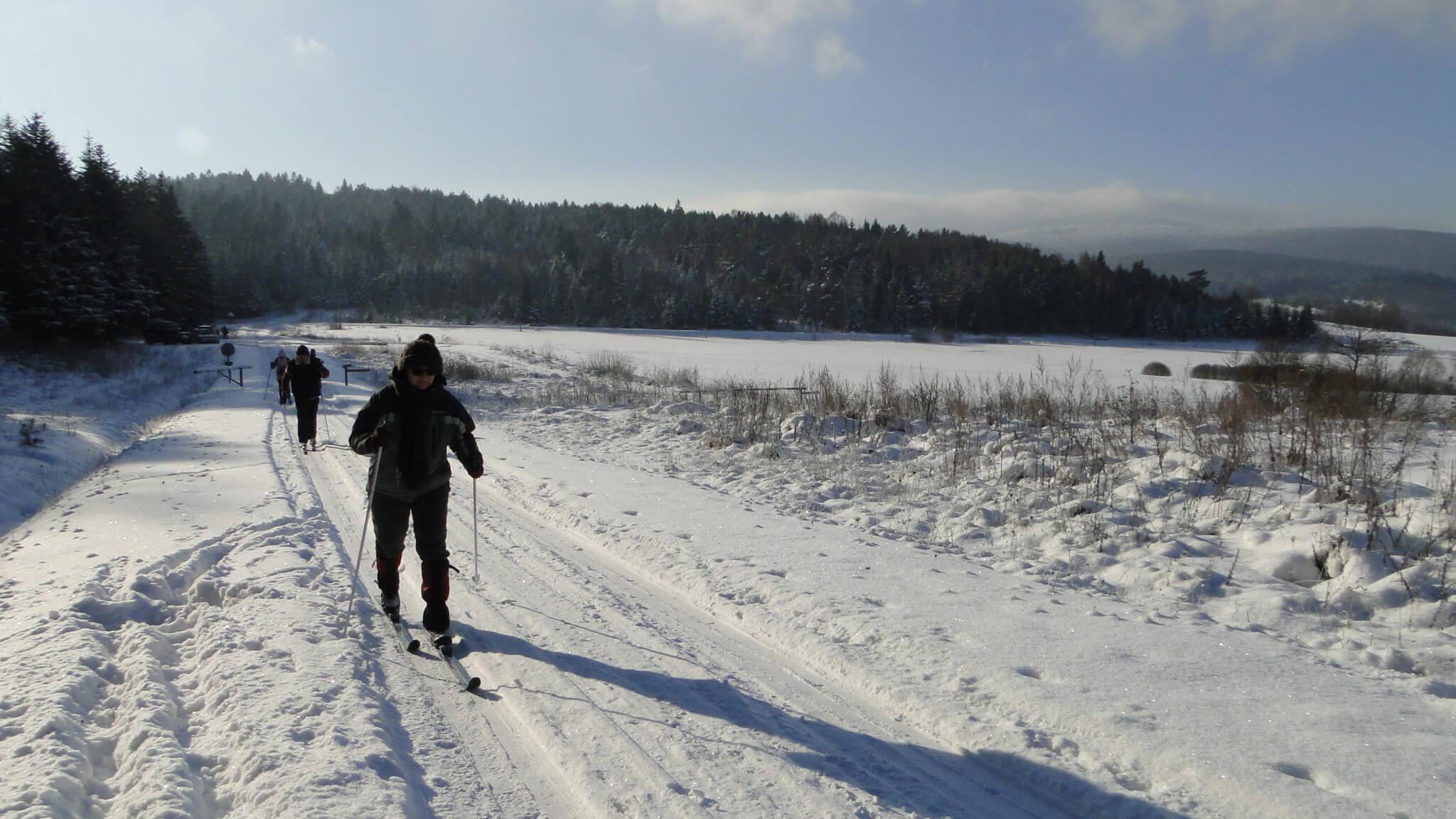 Na nartach doPolan Surowicznych!