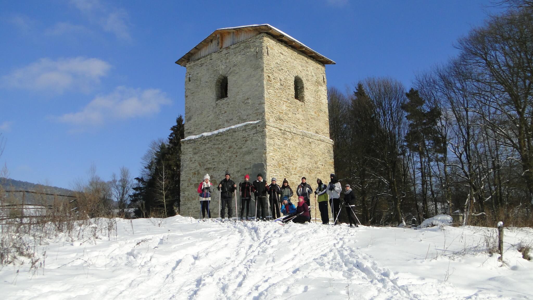 Na nartach do Polan Surowicznych! 2