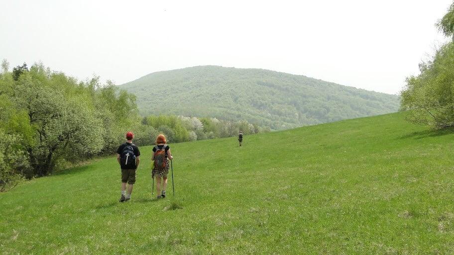 Čertižné - Mihucov kút - Zástava - Klimov - Habura