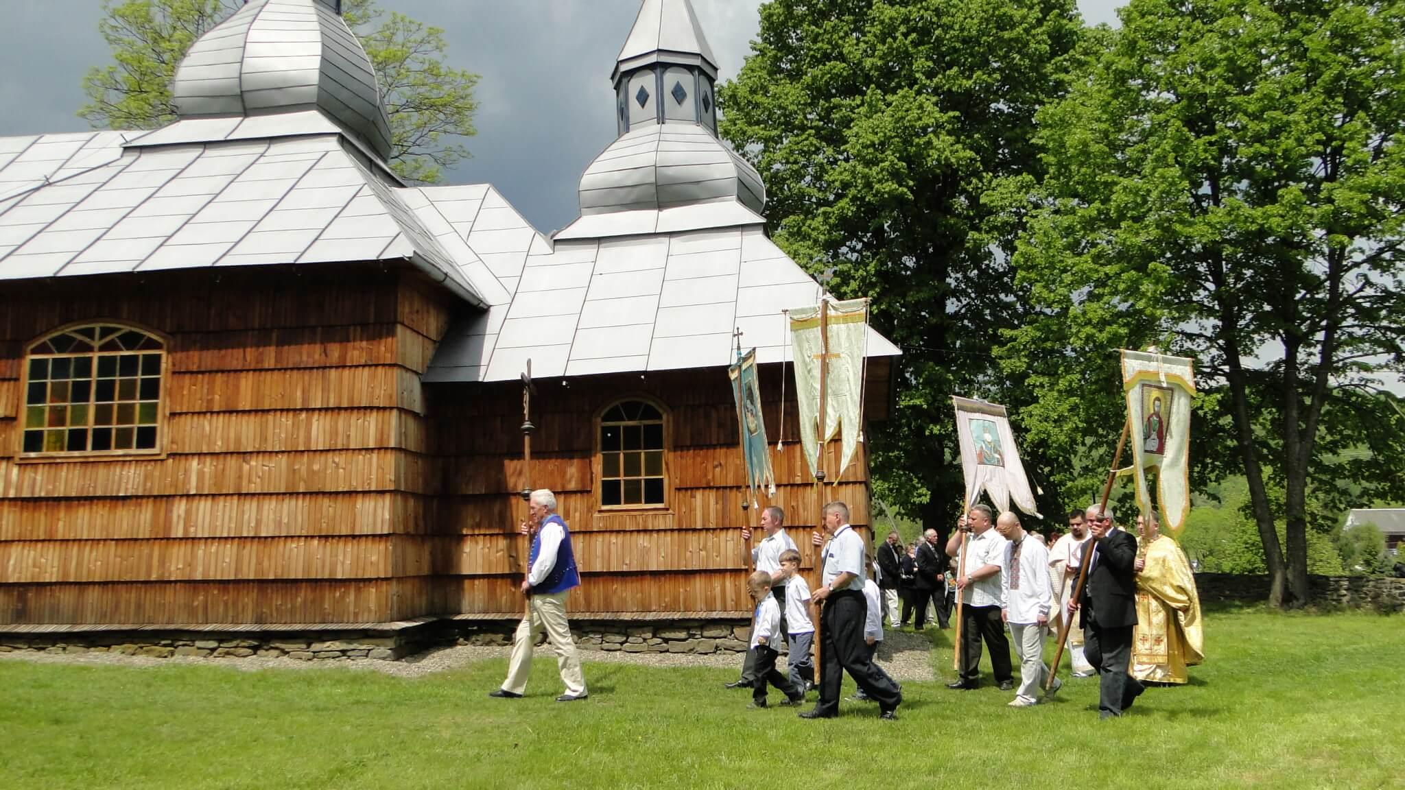 Kermesz w Olchowcu