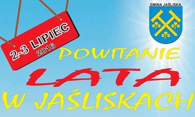 Powitanie lata w Jaśliskach! 1