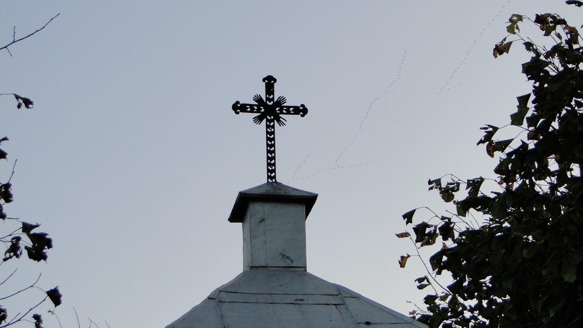 Jaśliskie kapliczki na Łamańcach i na Wierzchgórze 1