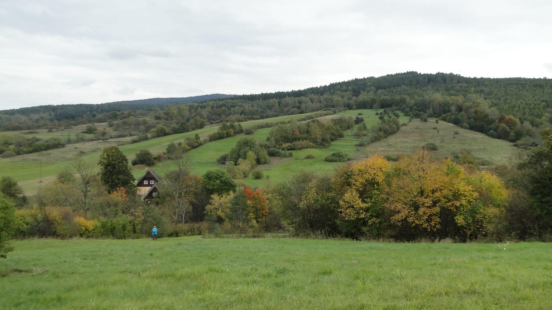 Wokół domu jesienny pejzaż... 1