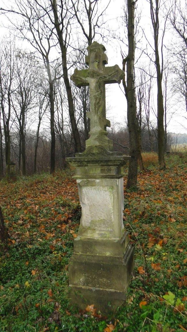 Dzień Zaduszny na starym, łemkowskim cmentarzu w Lipowcu... 1
