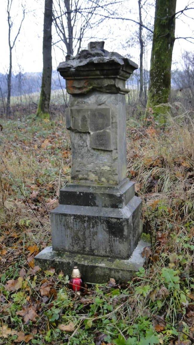 Dzień Zaduszny nastarym, łemkowskim cmentarzu wLipowcu... 6