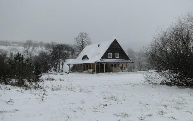 Listopadowa zima 2