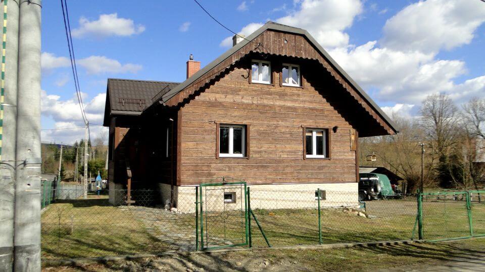 Dom do kupienia w Jaśliskach! Obniżka ceny!