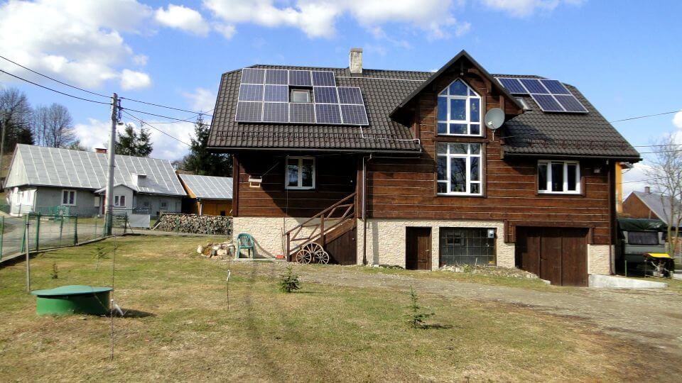 Dom do kupienia w Jaśliskach! Obniżka ceny! 2