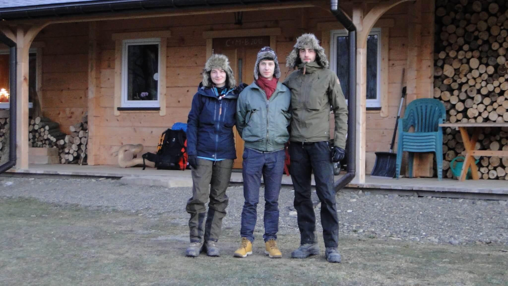 Chcą przejść zimą całe Karpaty! 2