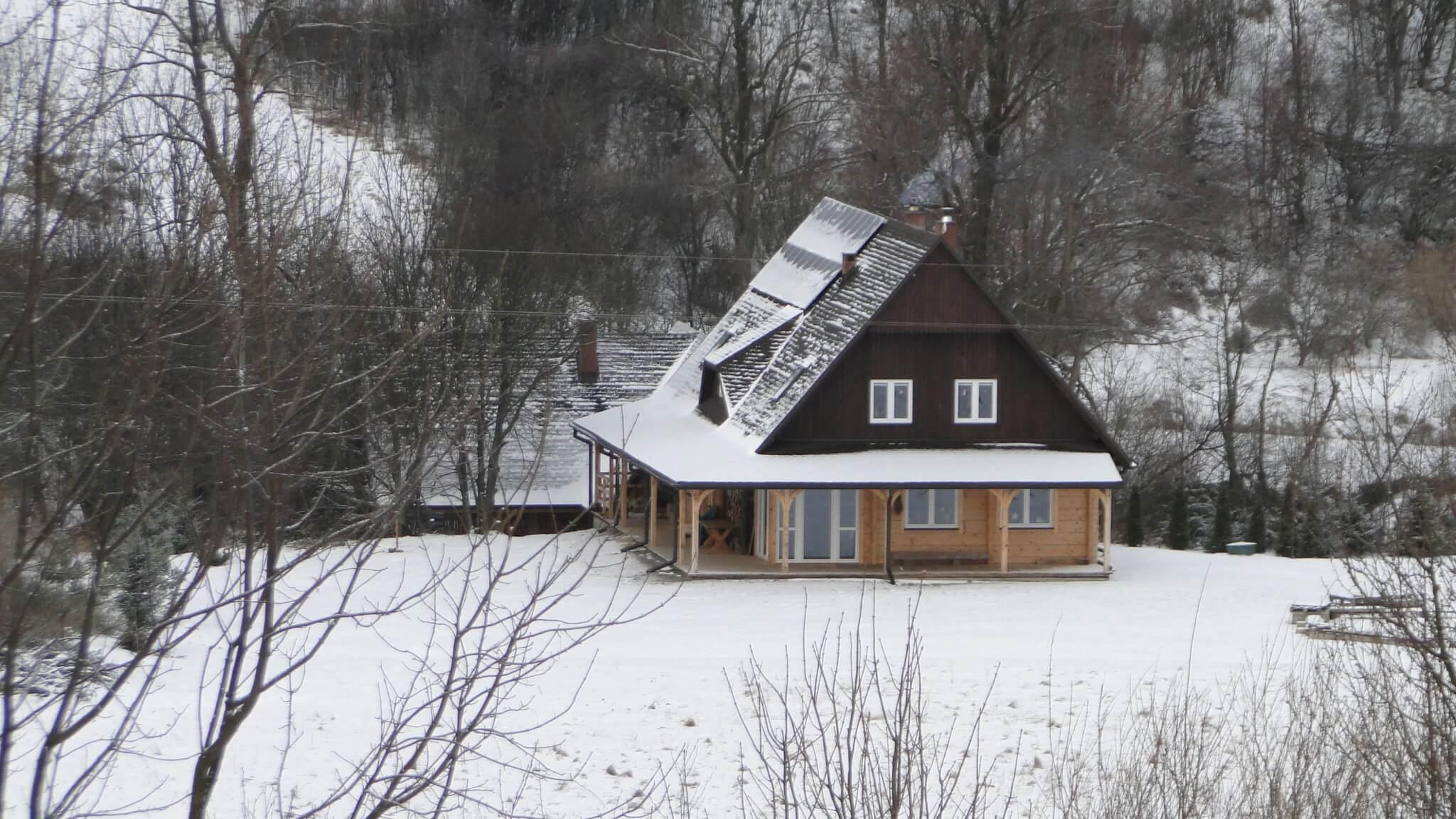 Zimowe ferie wGutkowej Kolibie