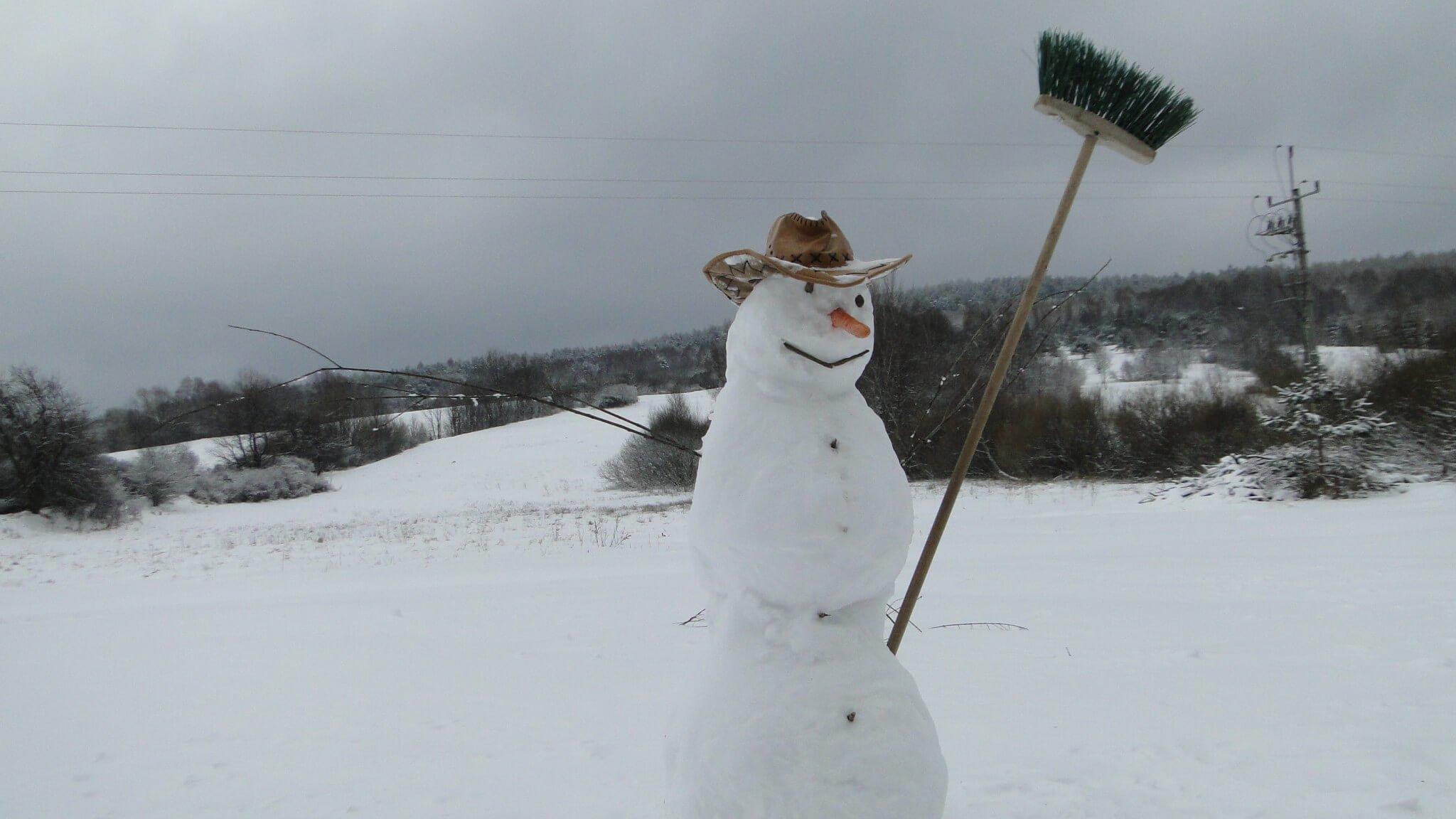 Zimowe ferie wGutkowej Kolibie 4