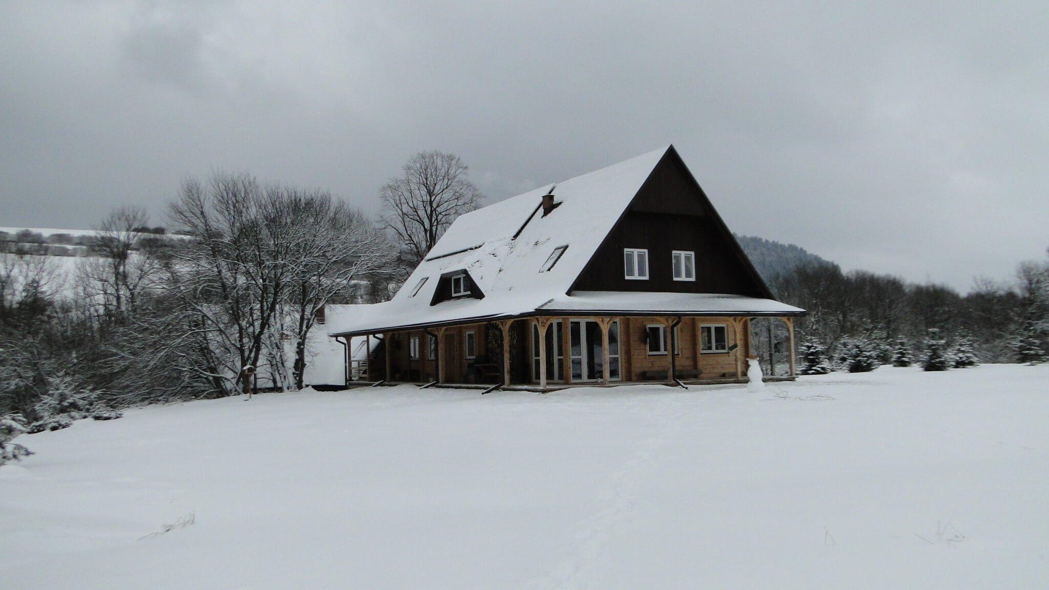 Zimowe ferie wGutkowej Kolibie 5