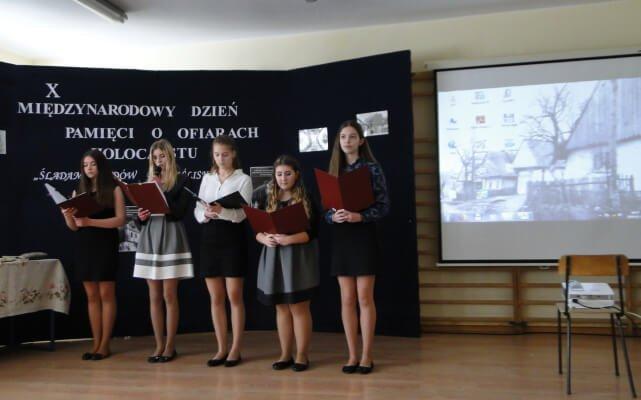 X Międzynarodowy Dzień Pamięci o Ofiarach Holokaustu w Jaśliskach