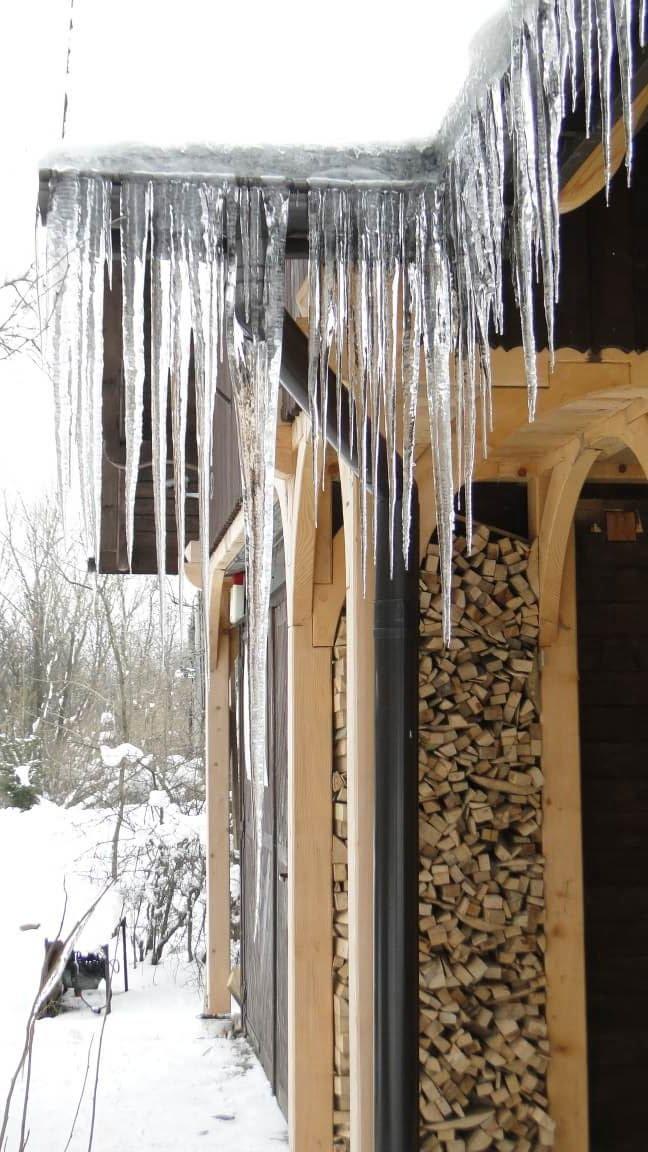 Lutowa zima - śnieżna imroźna 17