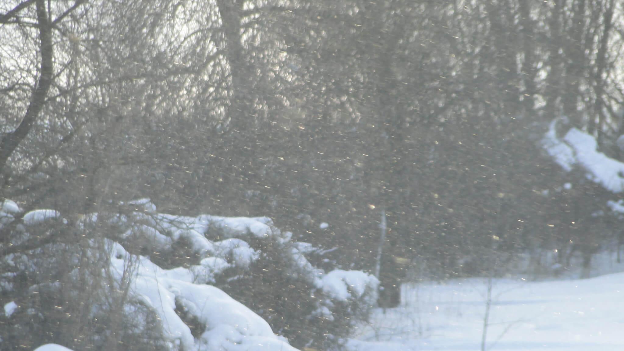 Lutowa zima - śnieżna i mroźna 27
