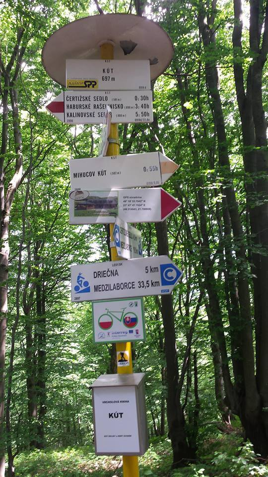 Nowa sieć rowerowych ścieżek na pograniczu polsko-słowackim w naszej okolicy 2