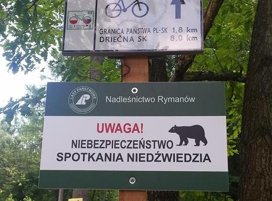 Nowa sieć rowerowych ścieżek na pograniczu polsko-słowackim w naszej okolicy 3
