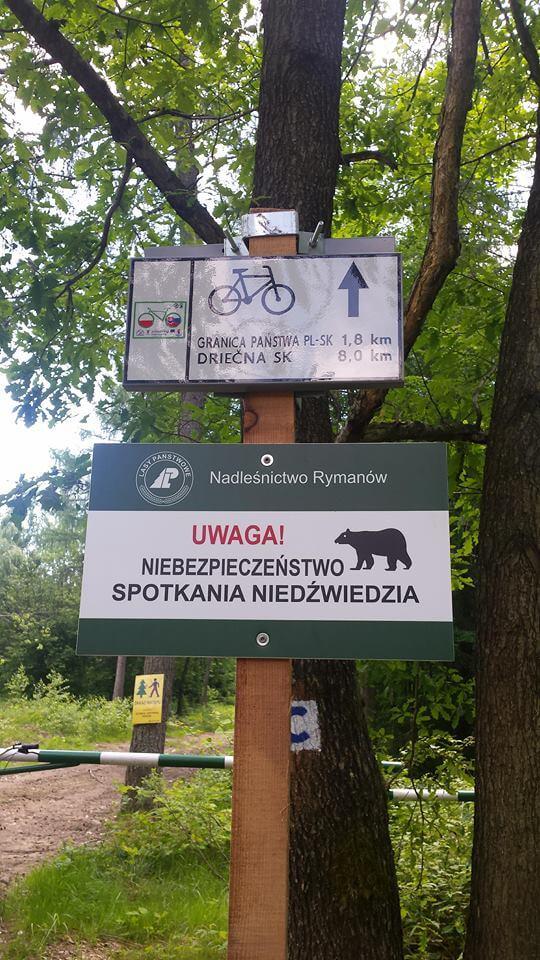 Nowa sieć rowerowych ścieżek napograniczu polsko-słowackim wnaszej okolicy 3