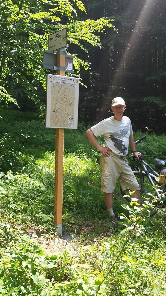Nowa sieć rowerowych ścieżek napograniczu polsko-słowackim wnaszej okolicy 6