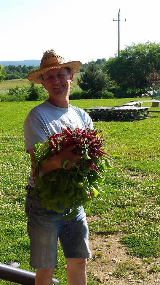 Warzywa z naszego ogródeczka