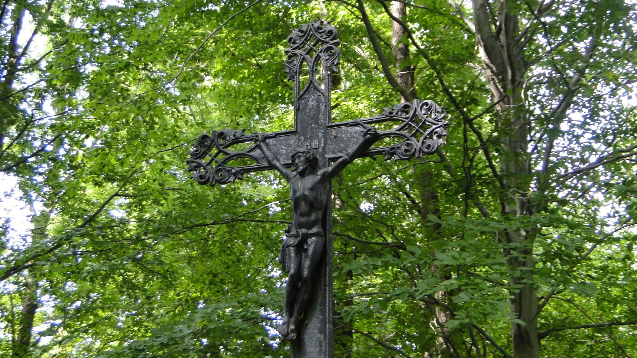 Zapomniane cerkwiska wWoli Wyżnej iRudawce Jaśliskiej