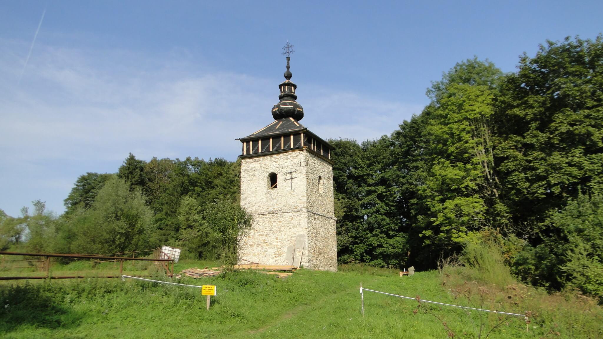Nowy/stary krajobraz Polan Surowicznych