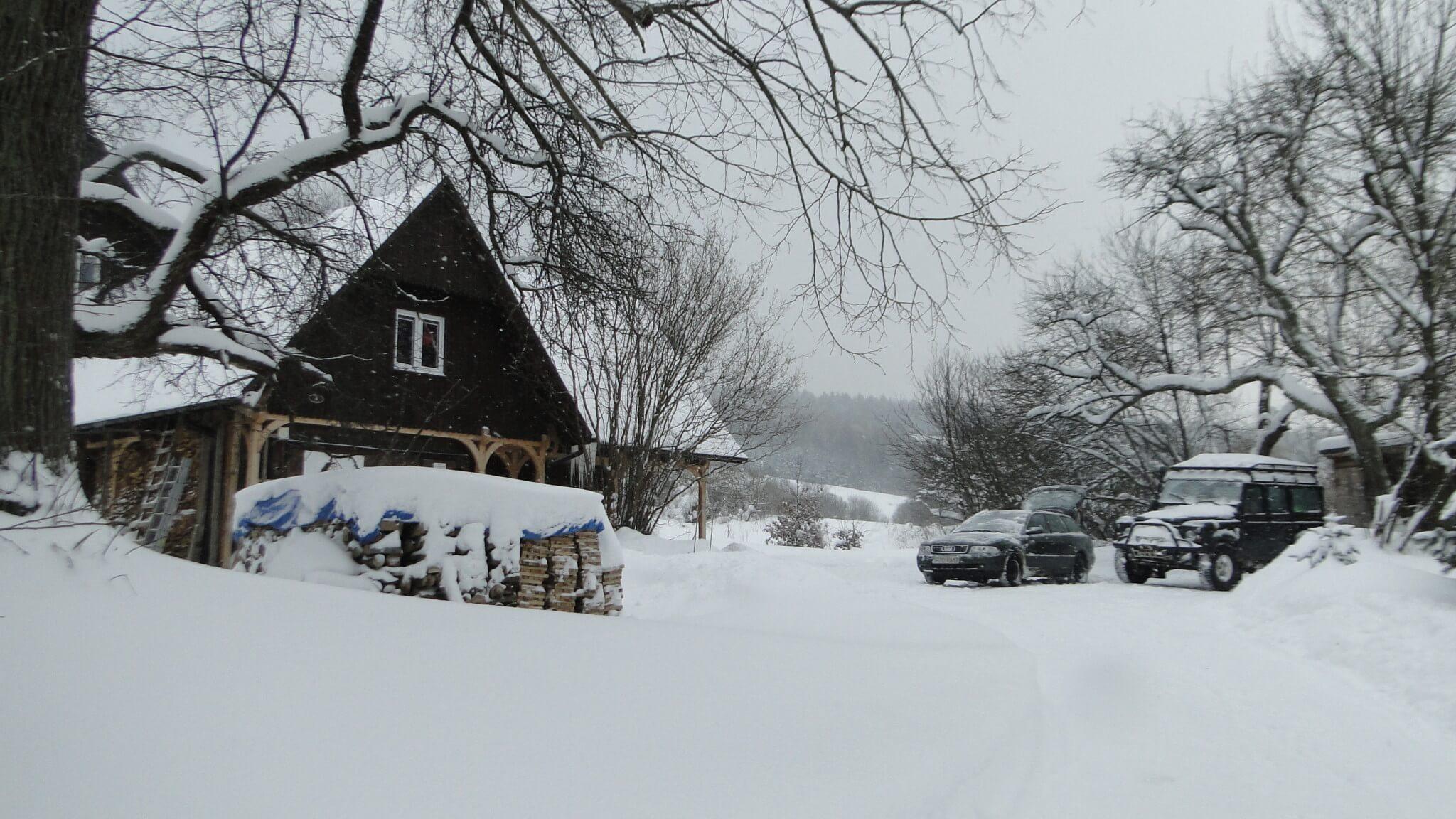 Śnieg,  śnieg, śnieg!... 8