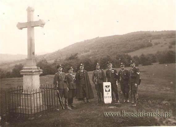 Straż Graniczna przed 1939 r.