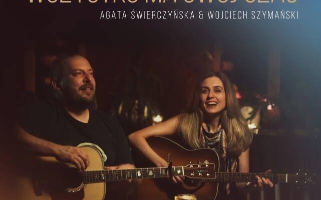Agata i Wojtek w duecie na płycie - już w lipcu!