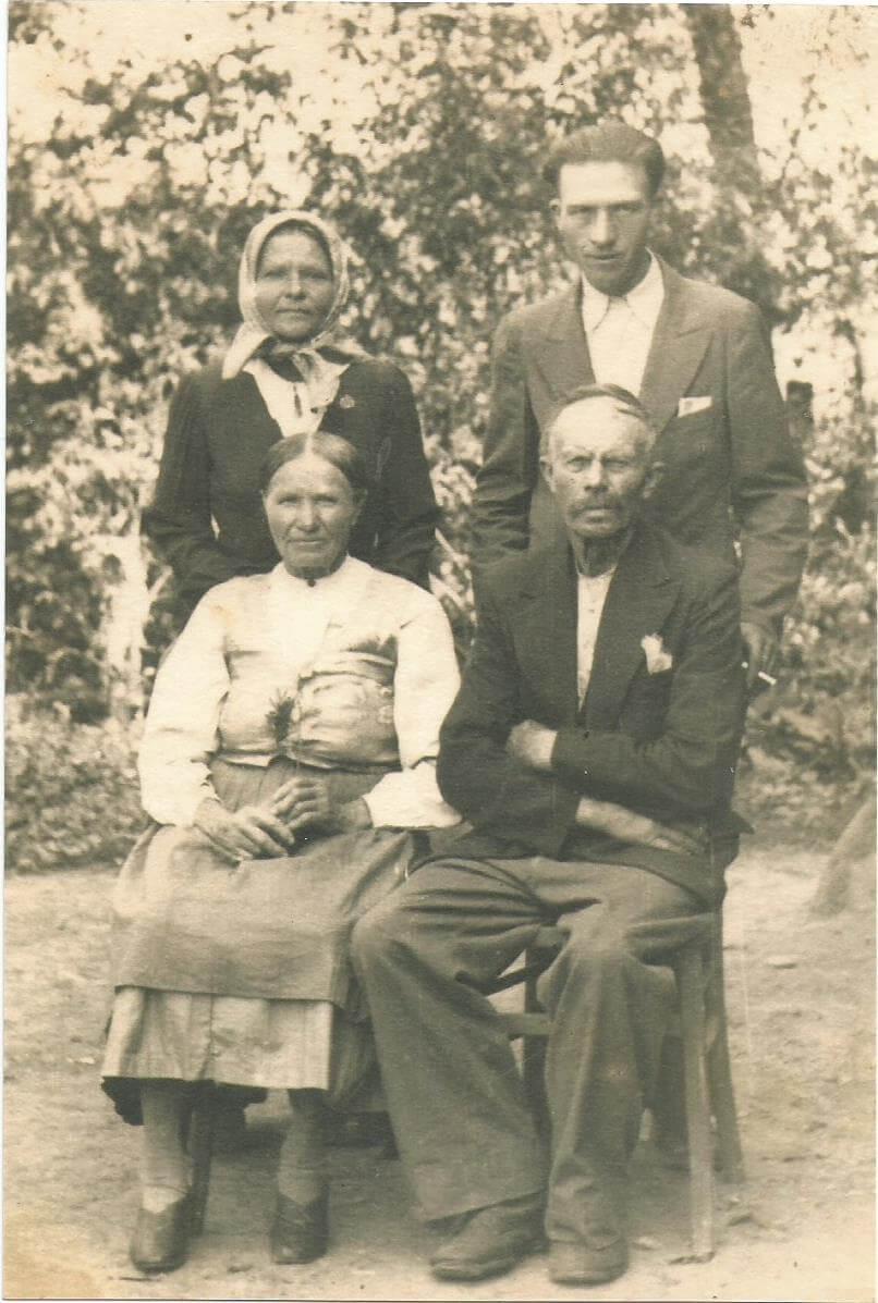 Dawni mieszkańcy Lipowca