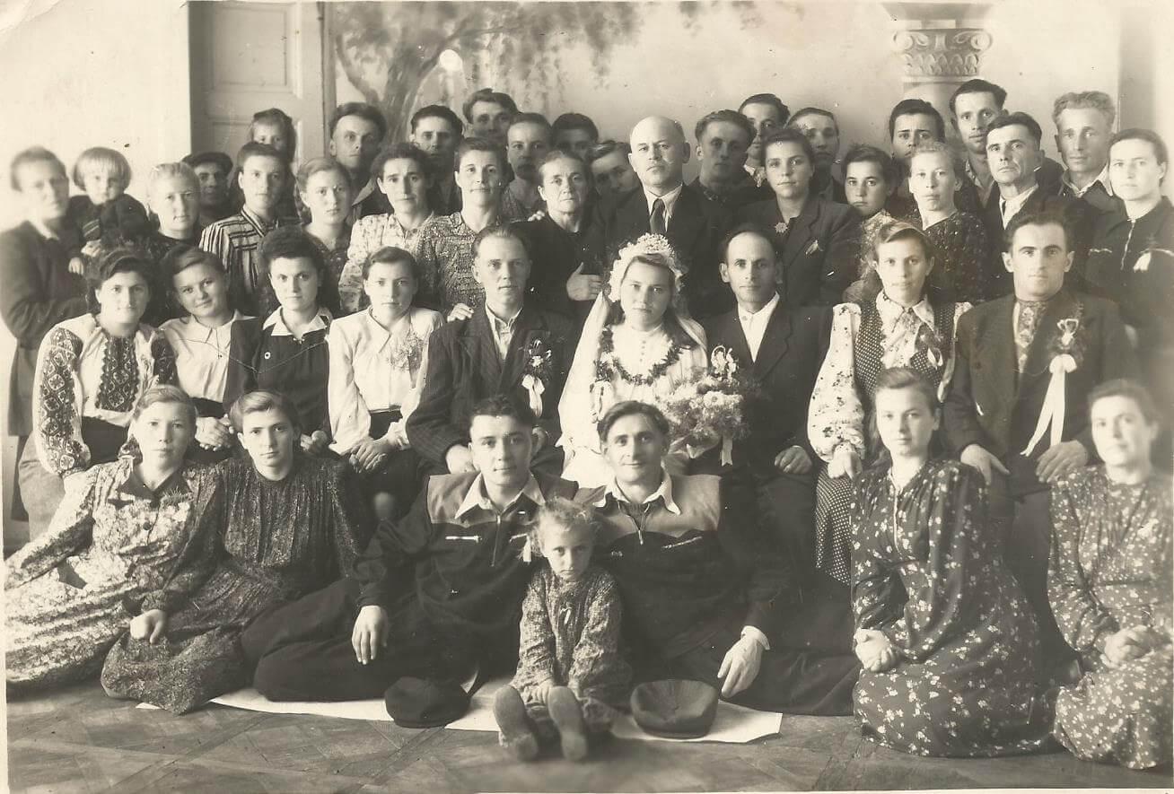 Dawni mieszkańcy Lipowca 1