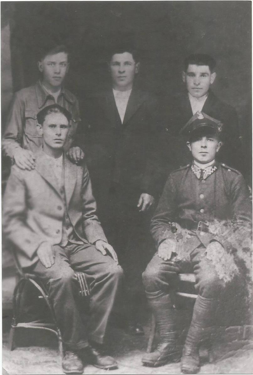 Dawni mieszkańcy Lipowca 4