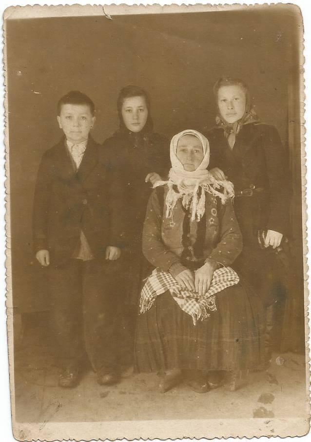 Dawni mieszkańcy Lipowca 5