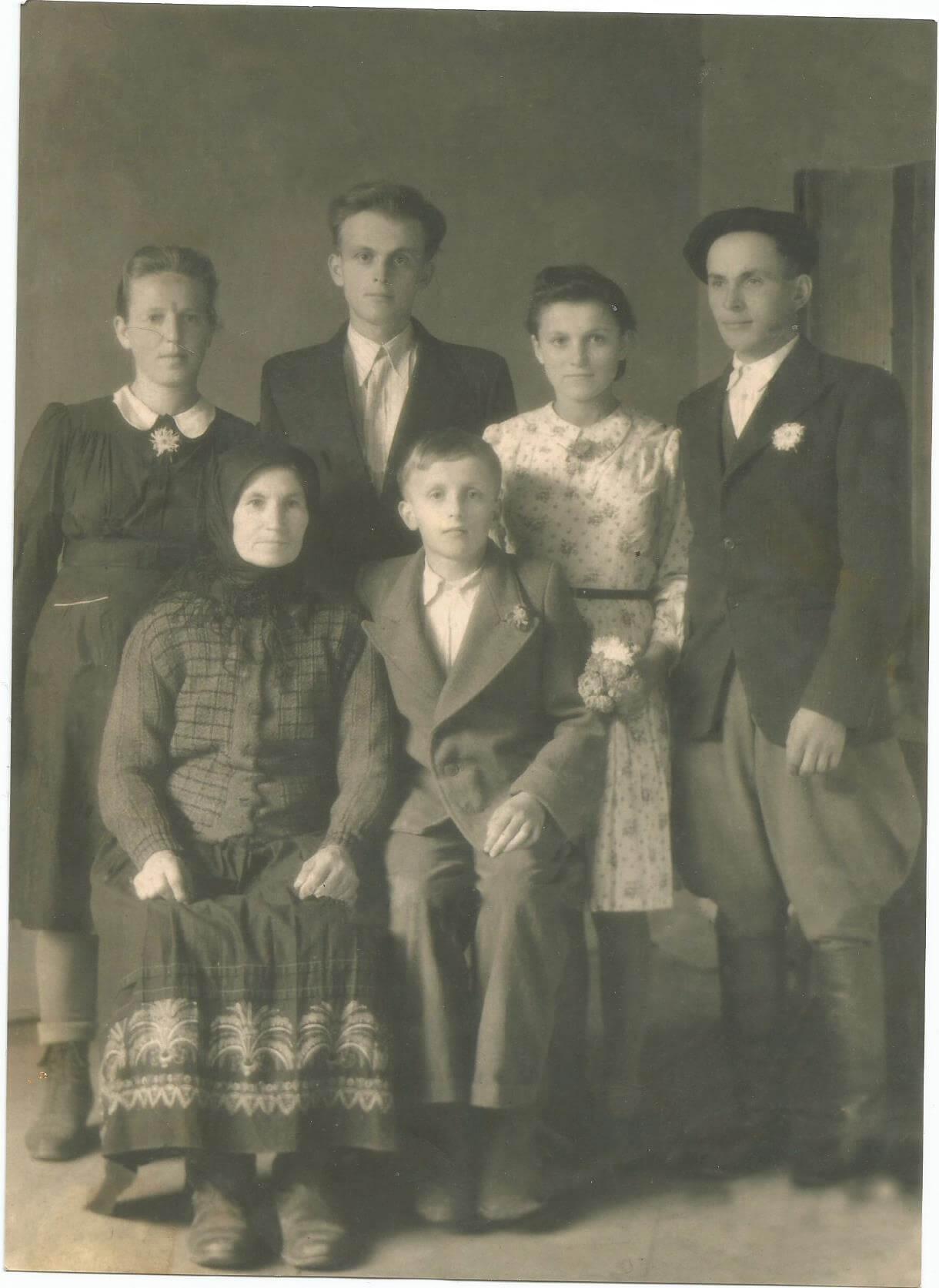 Dawni mieszkańcy Lipowca 6