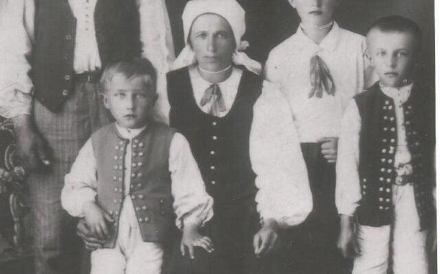 Dawni mieszkańcy Lipowca 7