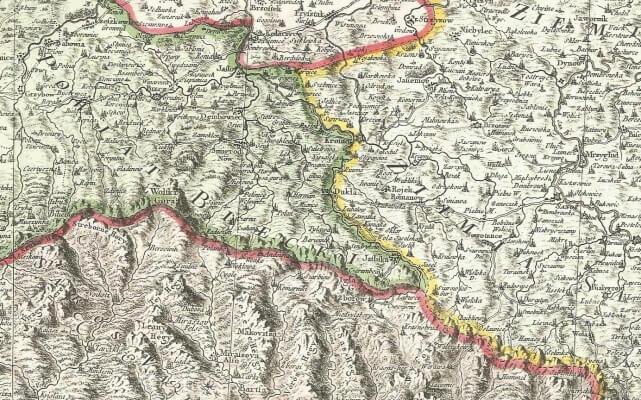 Czar starych map... 1