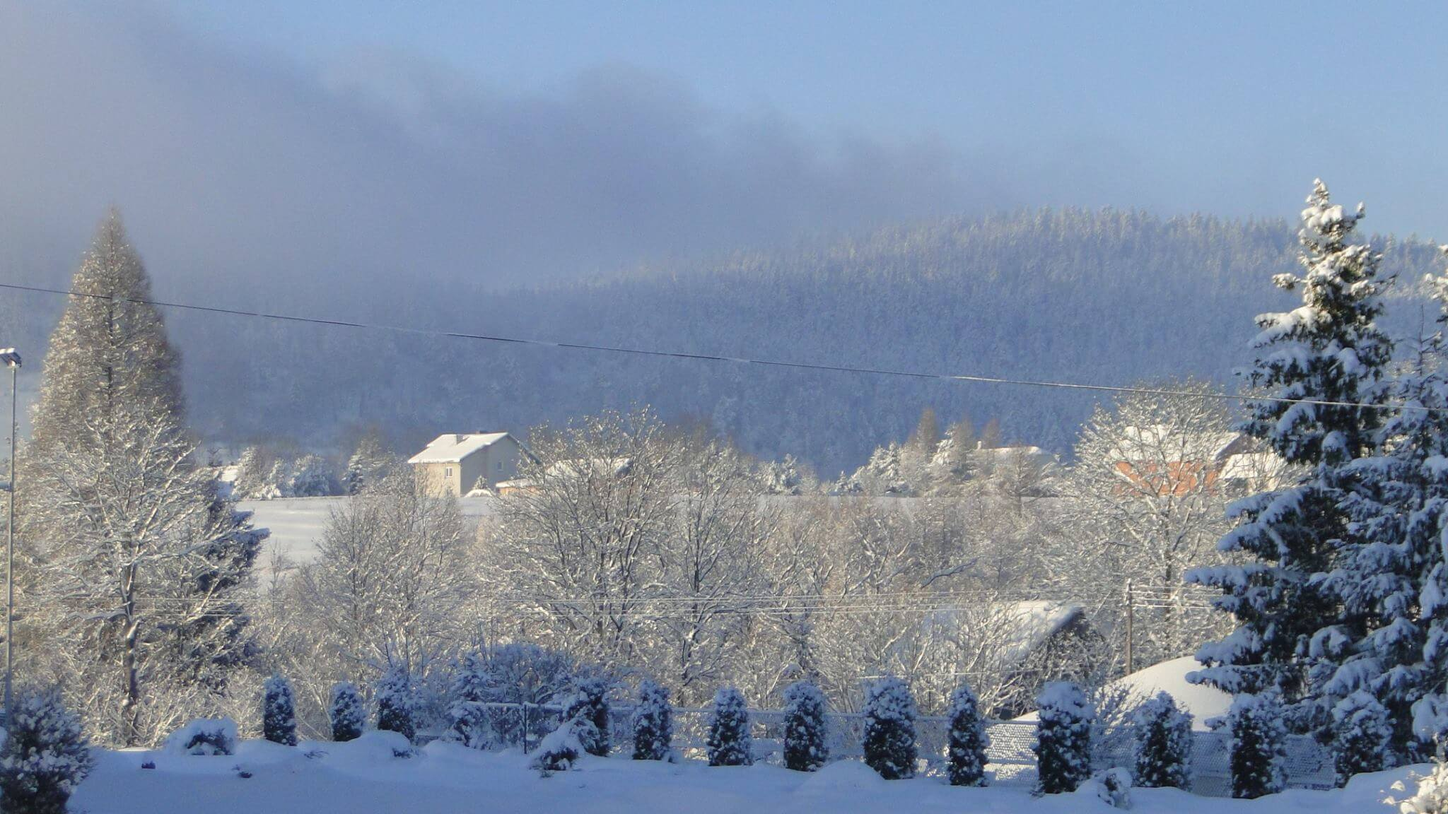 Jaśliska zima 3